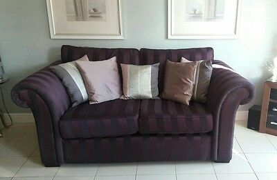 schreiber two seater sofa good condition