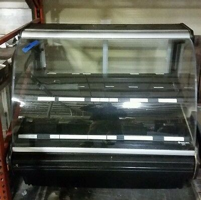 Used Structural Concepts MP48 Commercial Dry Bakery Pie Cake Display Case