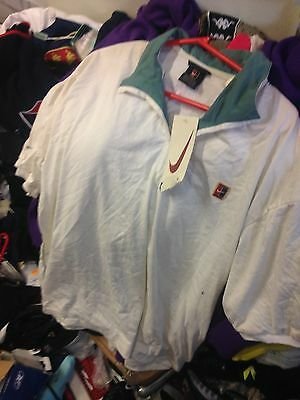 VINTAGE TENNIS TOPS NIKE IN 40/42INCH BNWL AT £15 jim courier TOP REPLICA
