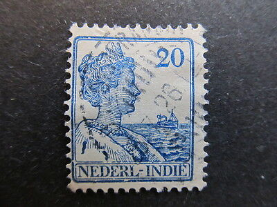 A3P29 Netherlands Indies 1912-40 20c used #85