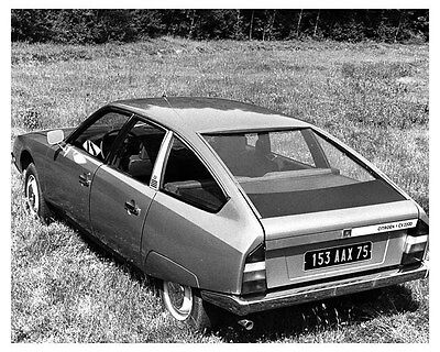 1975 Citroen CX2200 ORIGINAL Factory Photo ouc2914