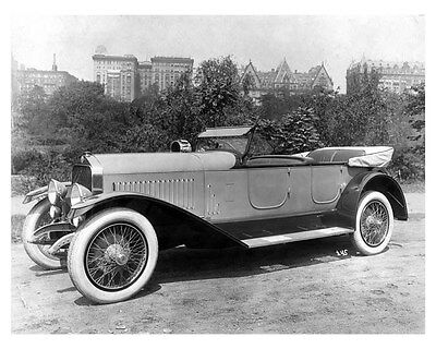1923 Isotta Fraschini ORIGINAL Factory Photo ouc2971