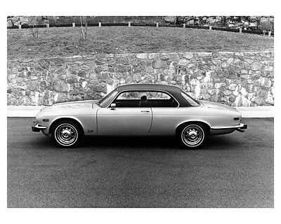 1975 Jaguar XJ6C ORIGINAL Factory Photo ouc2991