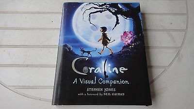livre book CORALINE - a Visual Companion - Stephen Jones