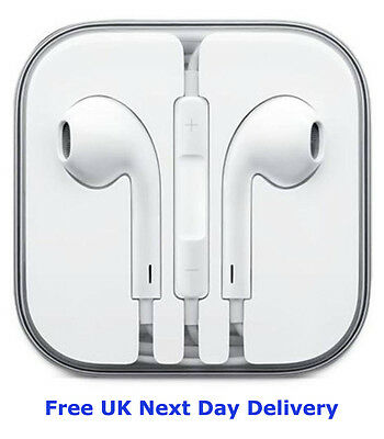 Earphones Headphone Earbuds with Mic for Apple iPhone 4 5 6 7 and Universal