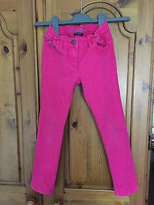 mini boden Pink Girls Jeans Age 7