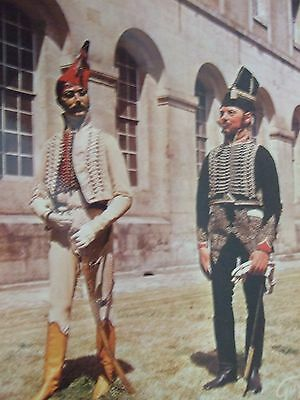 Military Postcard- Officer 8 Hussards And Chasseur A Cheval Du 13 Regiment