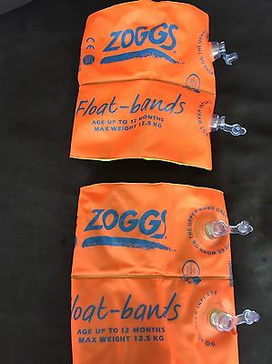 Zoggs Float Bands Infant Baby Up To 12 Months 12,5 Kg