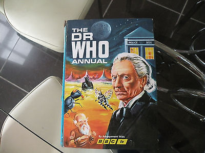 The Dr Who Annual 1965/1966, first issue