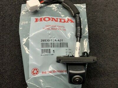 New Genuine Honda Accord Wide Rear View Camera Back Up Camera 39530-T2A-A31