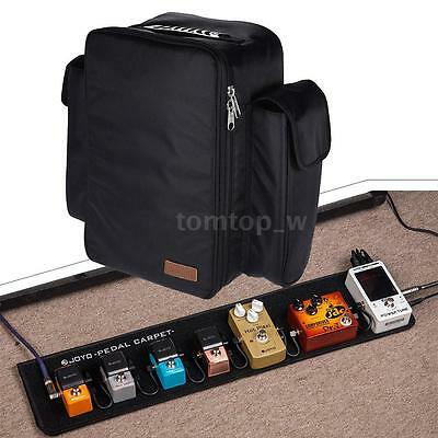 JOYO Foldable Guitar Effect Pedal Board Carpet Pedalboard & Bag High Quality