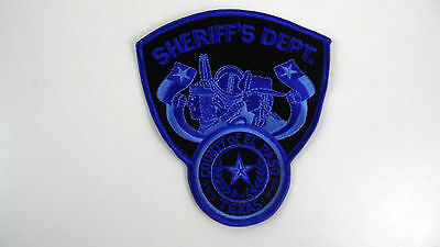 County Of El Paso, Texas, Sheriff's Dept Patch