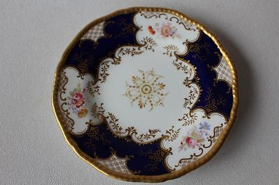 ANTIQUE COALPORT BATWING PATTERN 6 inch SIDE PLATE
