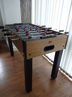 BCE 4' Wooden Football Table - Large & Sturdy HALE WA15