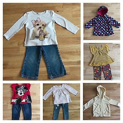 Bundle girls baby clothes age 12-18 months