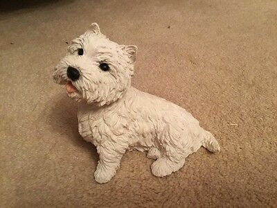 West Highland White Terrier ornament