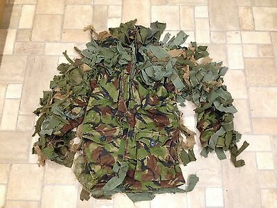 Ghillie Suit Jacket, Trousers And Hat Camouflage