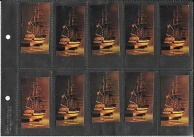 Will's / The Three Castles - Advertisement Card  - 10 Cards - 1965