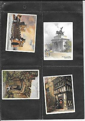 Player's - Picturesque London (1), Portals Of The Past (3) -Large Cards