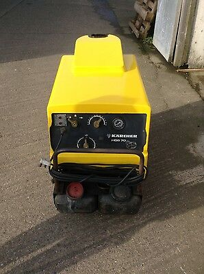 karcher steam cleaner/jet washer
