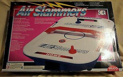 Air Slammers Game ( Battery Powered )