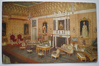 The Queen's Dolls' House - Tucks Postcard - Used In First Class Condition