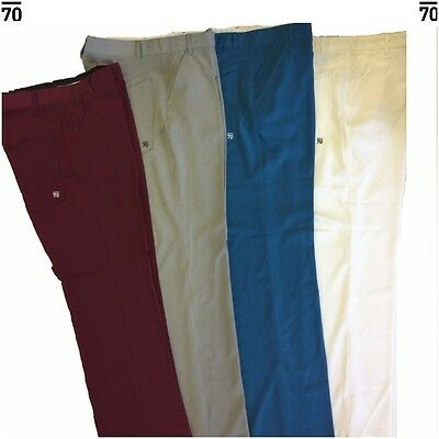 New Sub70 Golf Trousers Tour Performance Classic Pants Free P&P SubSeventy