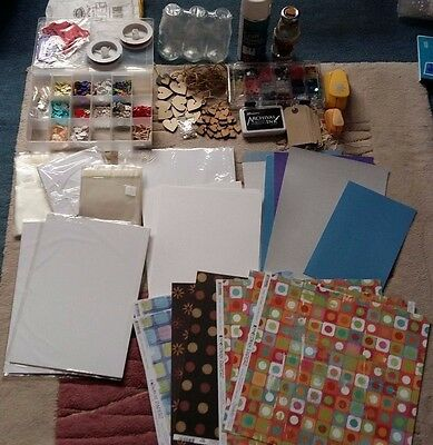 Bundle of New and Used Craft Supplies!!