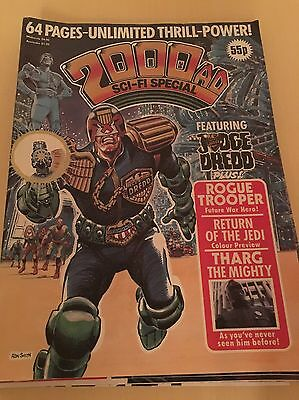 2000 AD Sci-Fi Special 1983 In Excellent Cond