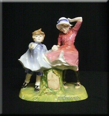 ROYAL DOULTON Milestone Figurine HN3297 - Retired 1994