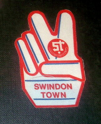 Swindon Football Club Patch / Badge