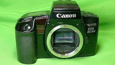 Canon EOS Elan Camera Body 35mm SLR Film Camera