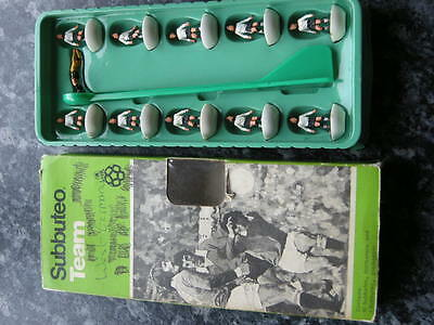 Subbuteo Heavyweight WEST GERMANY Complete Team HW boxed