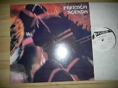 Freedom Songs  Lp A Studio One Production