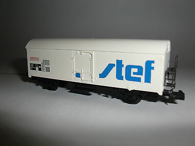 """Arnold 4564 - SNCF - Wagon réfrigérant """"STEF"""" type Ibes"""