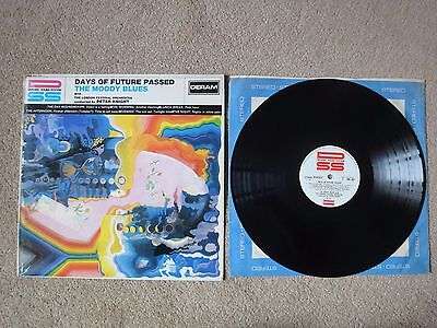 The Moody Blues - Days Of Future Passed LP