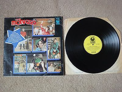 The Monkees - Best Of The Monkees LP