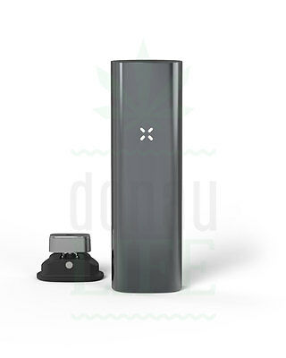 Pax 3 Schwarz by PaxLabs Premium Vaporizer Dry Herb & Extracts
