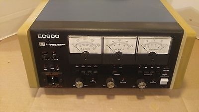 EC APPARATUS EC 600 ELECTROPHORESIS POWER SUPPLY Good Condition