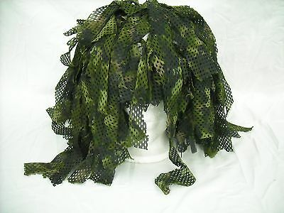 Canadian digital cadpat camouflage helmet cover with netting