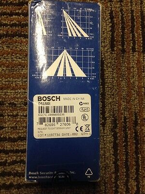 BRAND NEW Bosch DS150i Request to Exit Passive Infrared Detector SEALED NIB