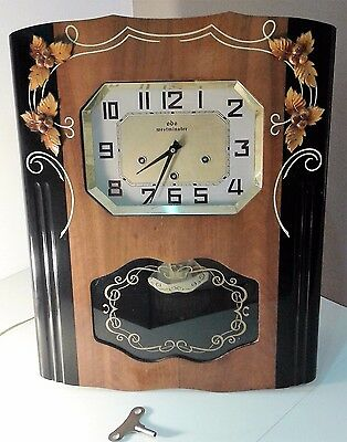 """CARILLON  ODO  n°24   WESTMINSTER  8 MARTEAUX  5 TIGES   """" excellent condition """""""