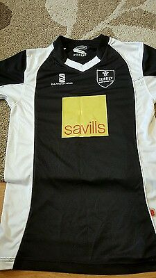 Surridge Surrey County Cricket Club Shirt Jersey Size Youth 13/14 yrs