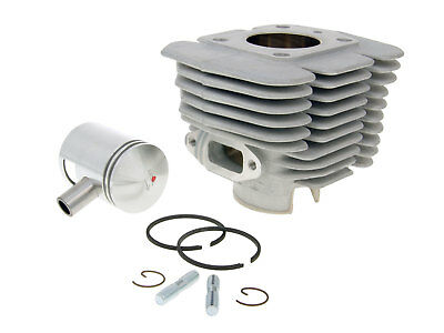 Cylinder 50cc AIRSAL Sport for GAC MOBYLETTE Mobylette moped