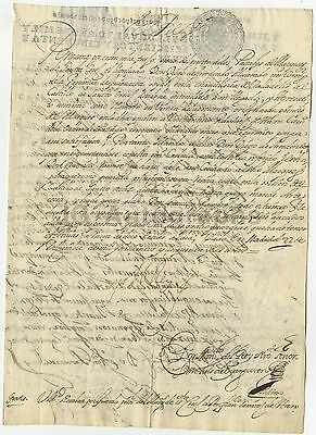 Philip IV - King of Spain and Portugal - Autographed 1653 Document (DS)