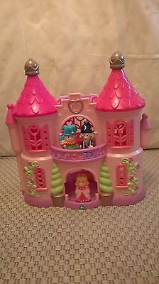 Early Learning Centre (ELC) - Happyland Fantasy Palace and Characters