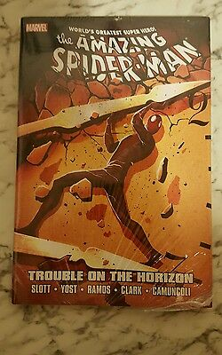 Spider-Man: Trouble on the Horizon Hardcover - Out Of Print