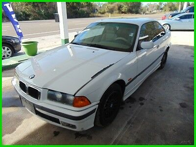 1998 BMW 3-Series is 1998 BMW 323 IS  2.5L I6 24V Automatic RWD Coupe Premium $995