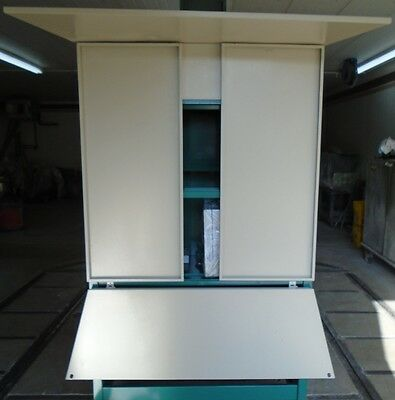 NEW Grizzly Dry Spray Booth G0533