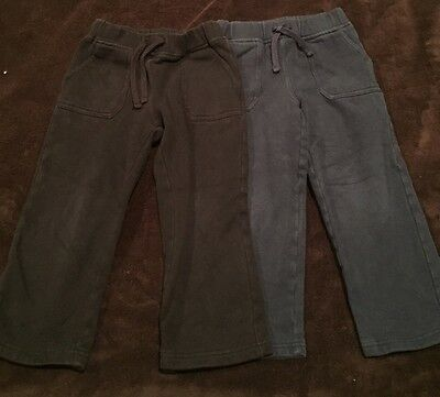 2pc Lot Boys Old Navy Pants Size 4T
